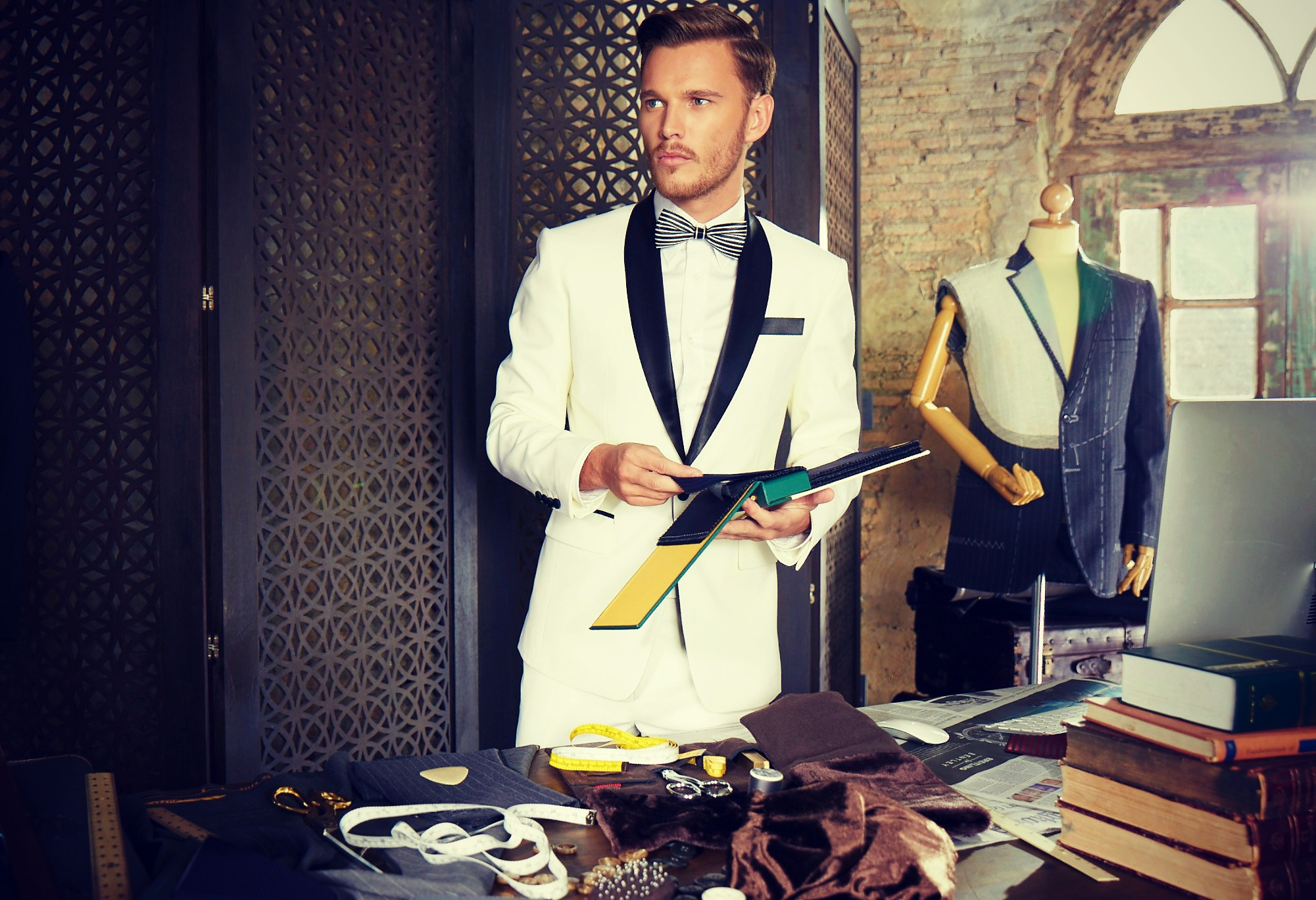 Advantages of Tailor Made Suits for Men