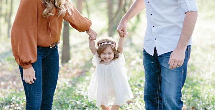 Family Portrait Ideas, It's Not Necessarily Fine Art Photography