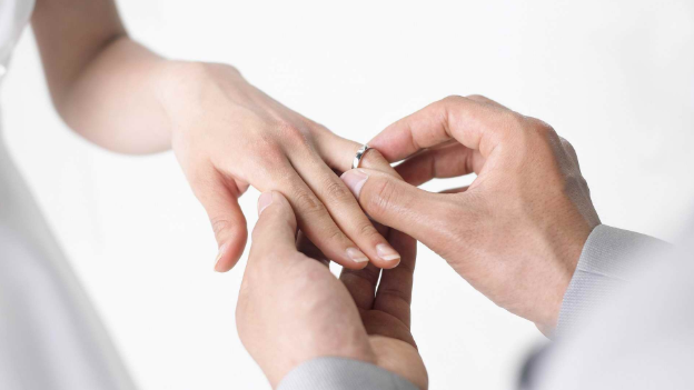 The Unique Wedding Ring is Available in Brisbane Only