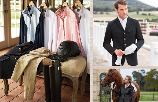 equestrian clothing Australia