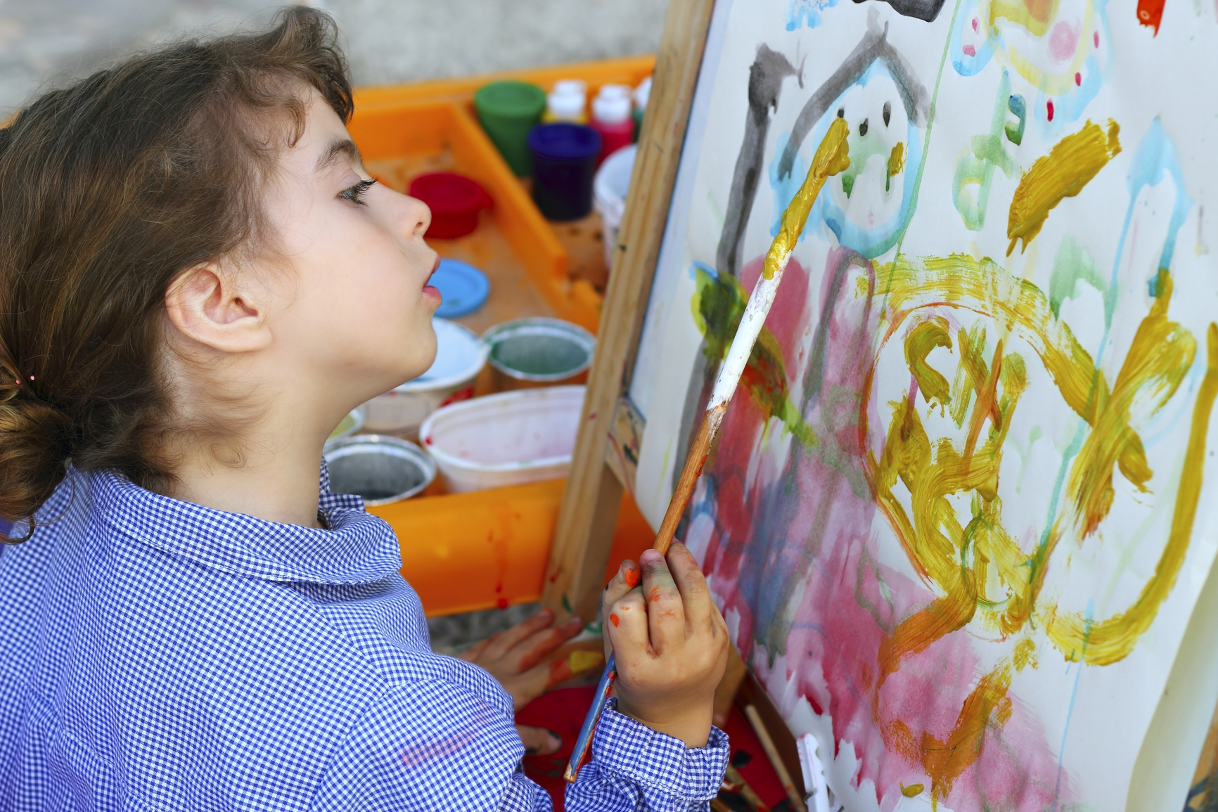 Why You Must Give The Education Of Art And Painting To Your Kids?