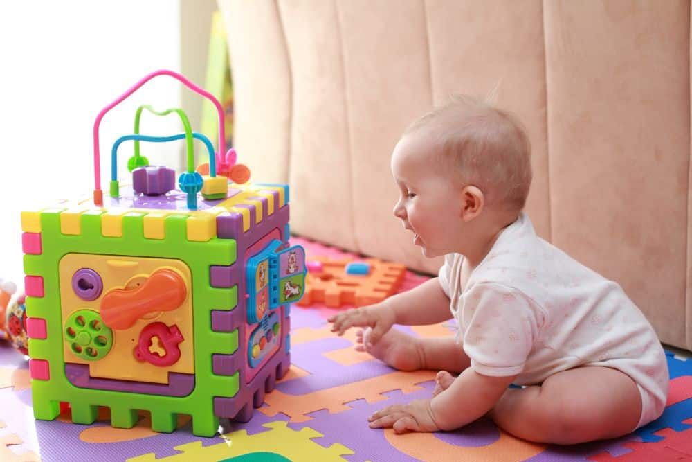 Picking the Best Developmental Toys for Your Baby