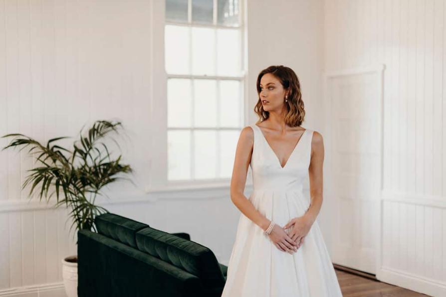 Brisbane wedding dress