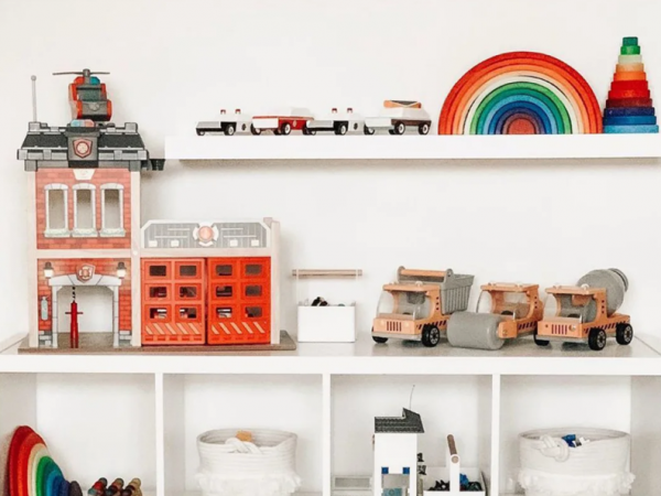 Children's Wooden Toys Are Biodegradable Products