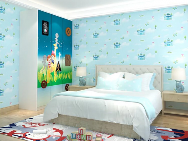 Childrens Bedroom Wallpaper For The Perfect Décor